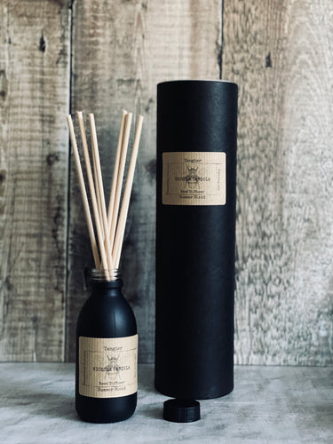 150ml Matt Black Reed Diffuser