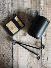 Load image into Gallery viewer, Black Edition 300ml candle set
