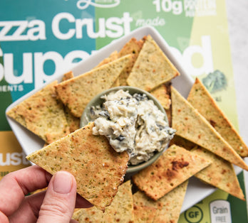 Superfood Pizza Chips!