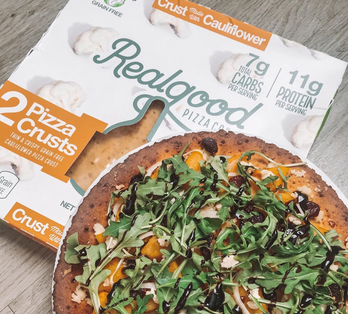 Influencer Spotlight: @kaileylindseyfit and Butternut Squash Pizza