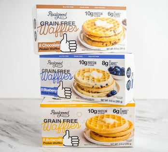 Introducing NEW Grain Free Waffles