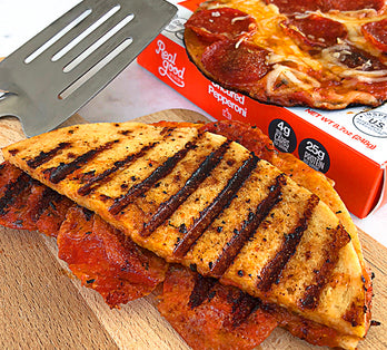 Protein Pepperoni Pizza Panini