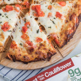 Cauliflower Crust Margherita Pizza 10""