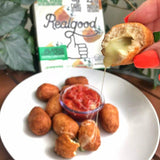 RGF Jalapeno Cheese Stuffed Chicken Nuggets