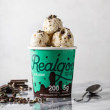 Super Premium Mint Chocolate Chip Ice Cream