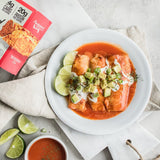 Beef Enchiladas - 6ct Case