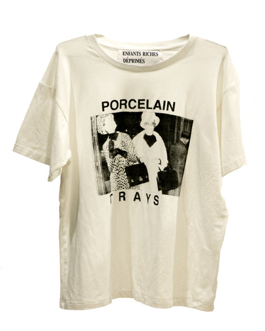 """PORCELAIN TRAYS"" T-SHIRT"