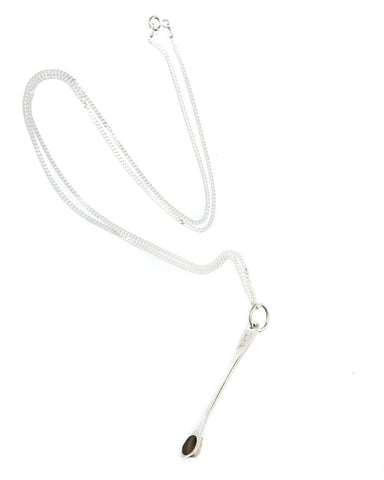 SPOON NECKLACE – SILVER