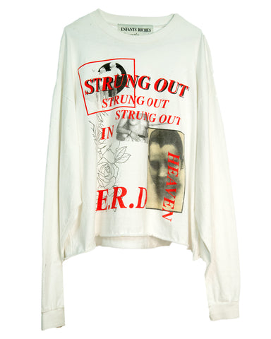 """STRUNG OUT"" LONGSLEEVE"