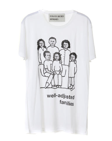 """WELL ADJUSTED"" FAMILIES T-SHIRT"