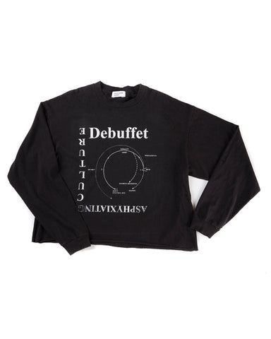 """ASPHYXIATING CULTURE"" LONG SLEEVE T-SHIRT"