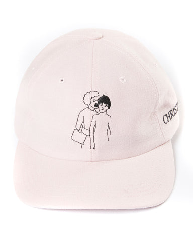 "CHRISTIE'S ""MOTHER AND SON"" SIX-PANEL HAT"