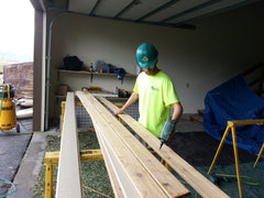 Now hiring in the de - construction field. Experience with framing, roofing, carpentry, and remodeling is helpful!