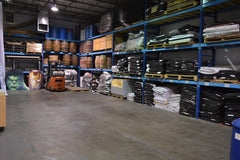 Material Resourcers' new warehouse is filled to top with amazing reclaimed material.  Come by to check it out!