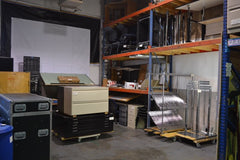 Storage, Shelving, Display Pieces, Office Furniture, Filing Cabinets, Seating, Drafting Tables, etc.