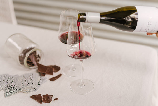 The perfect wine for chocolate