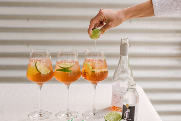 Muscat cocktail recipes
