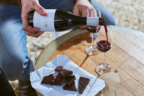 The perfect wine for chocolate Scion After Dark