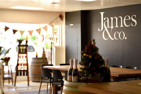 James & Co Wines Cellar Door Rutherglen