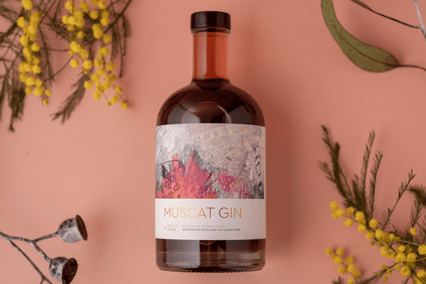 Muscat Gin with Australian botanicals