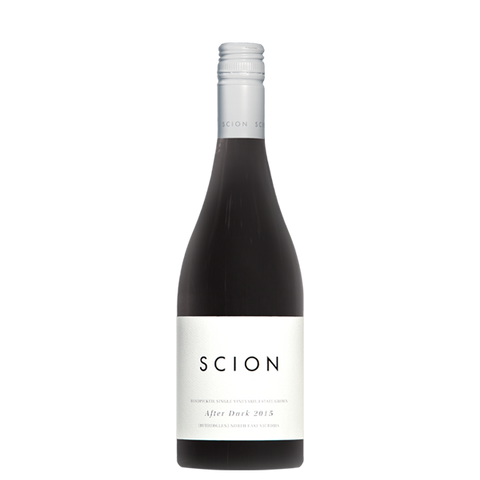 Rutherglen fortified Durif called Scion After Dark