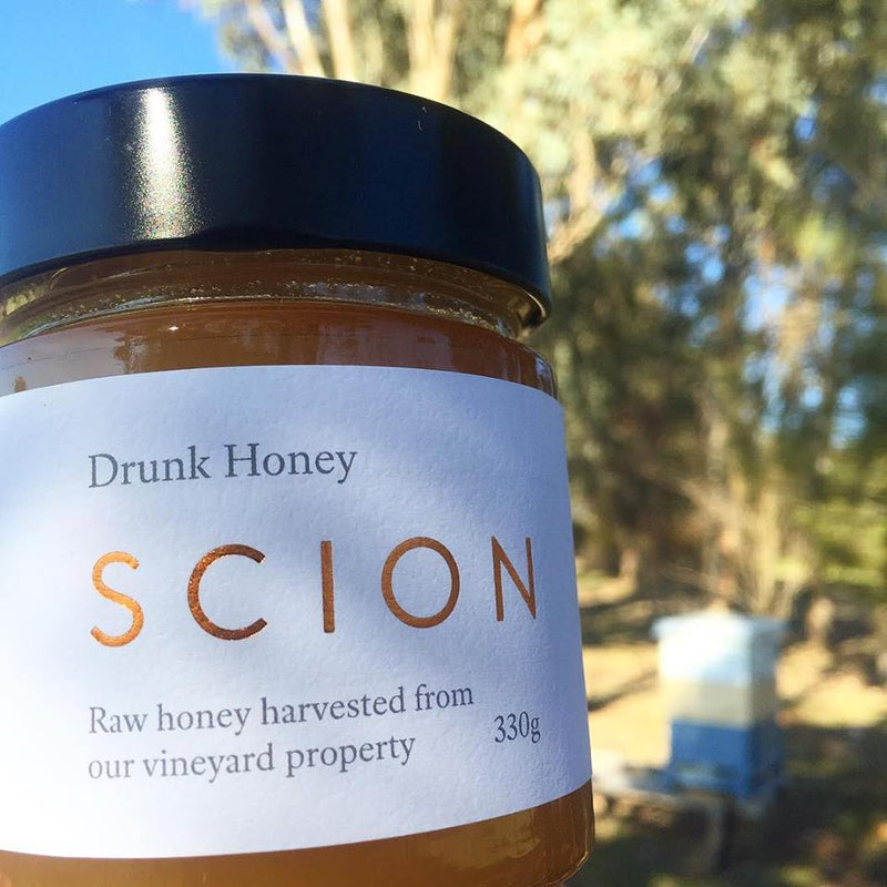Drunk Honey Single Jar