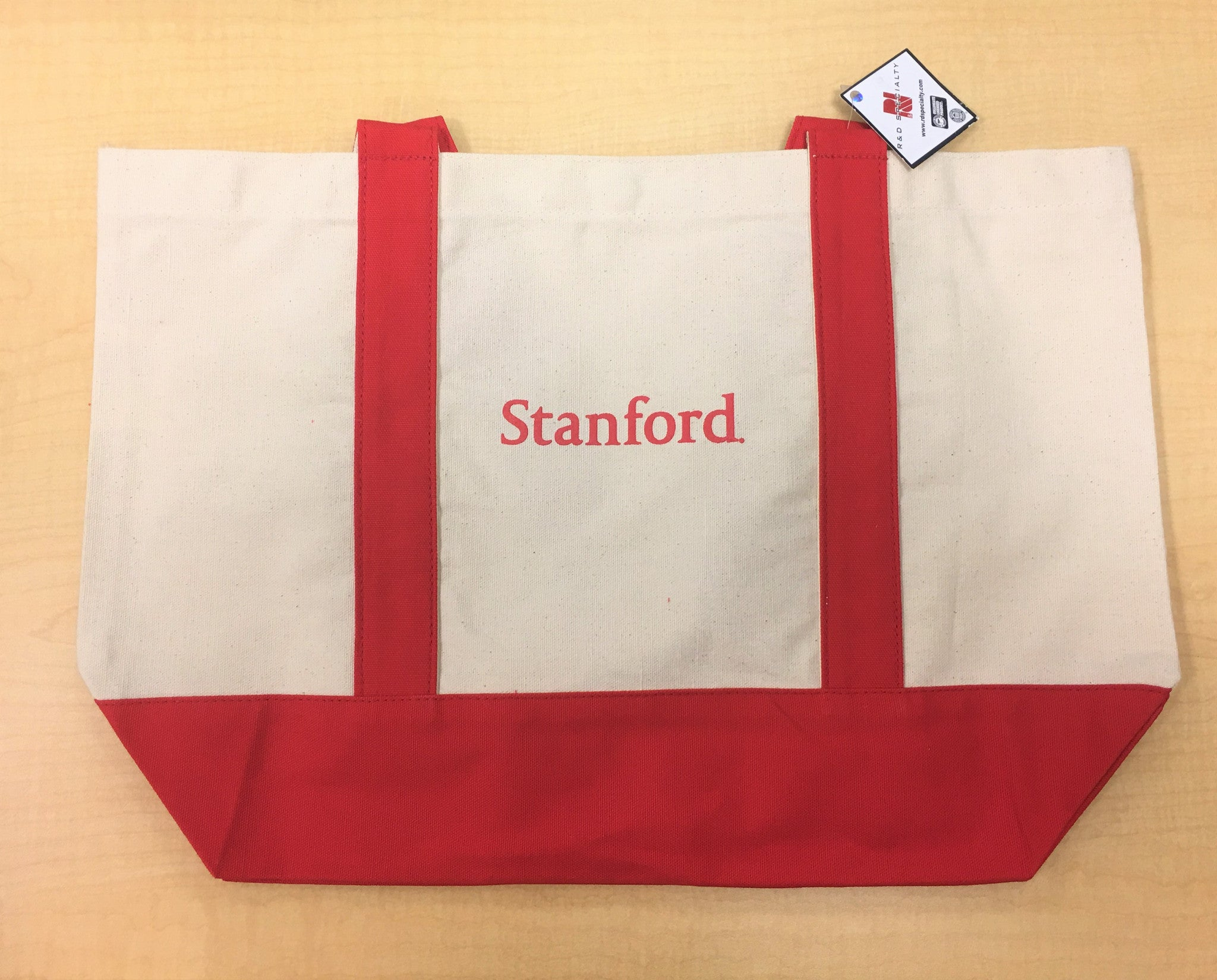 Canvas Snap Tote