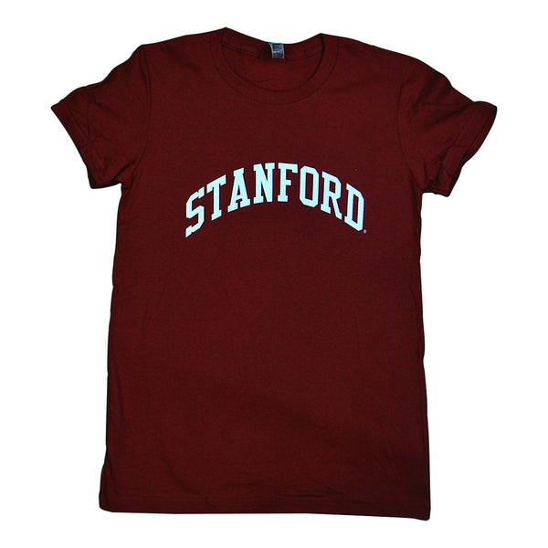 Classic Girls American Apparel Tee - Stanford Student Store