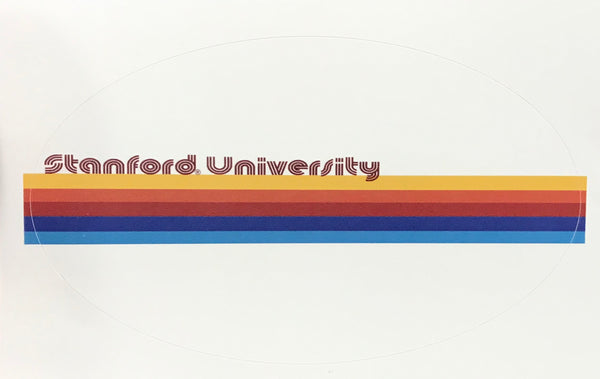 Stanford Rainbow Sticker