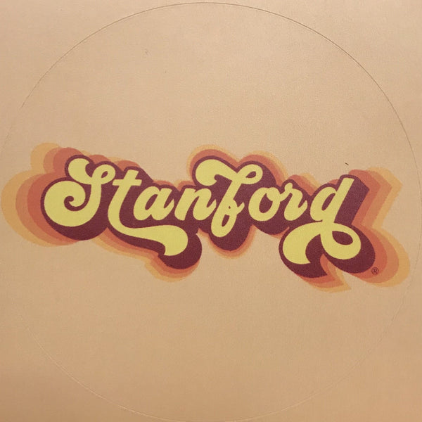 Stanford Groovy Sticker