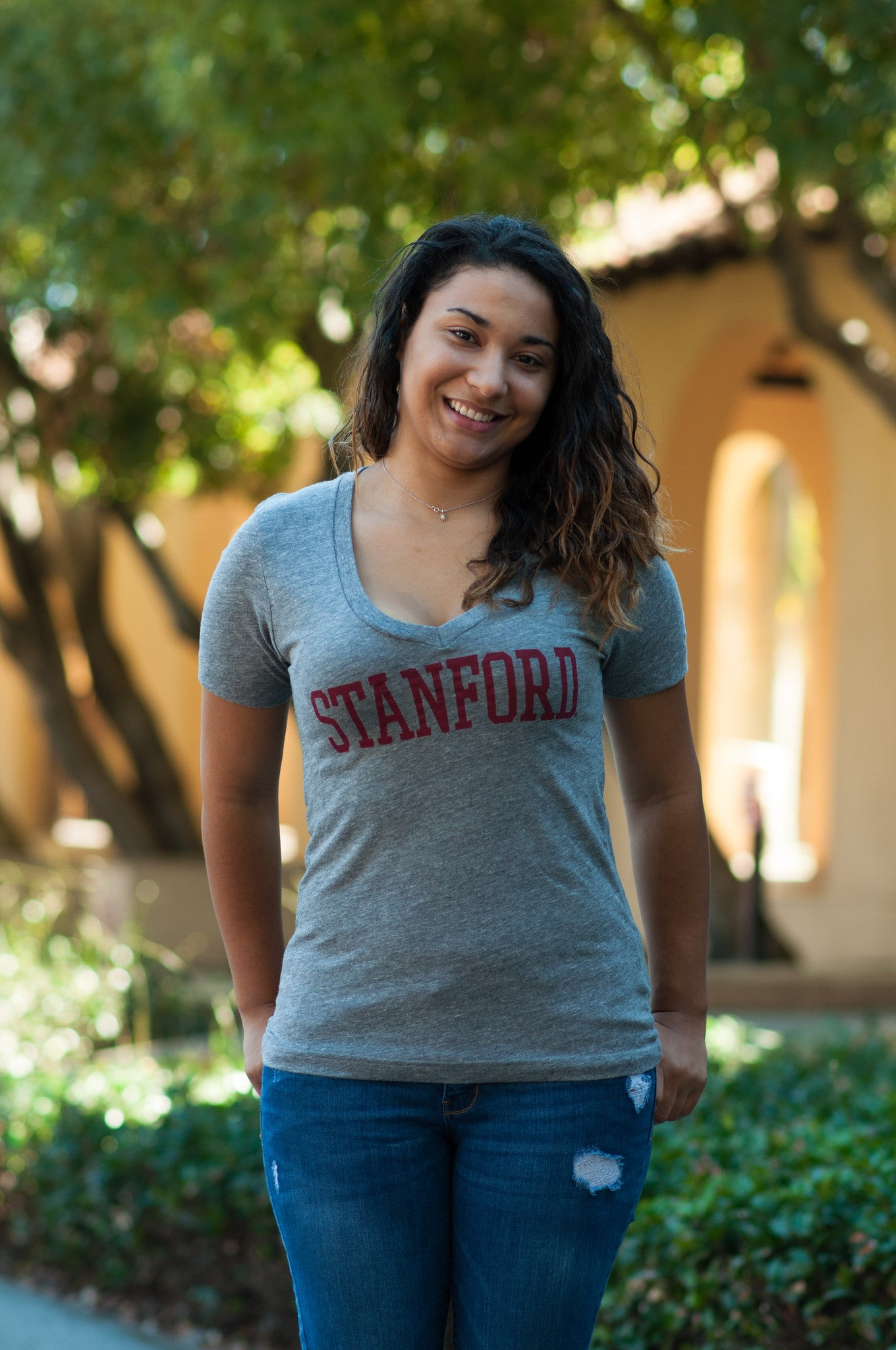 My Favorite V-Tee - Stanford Student Store