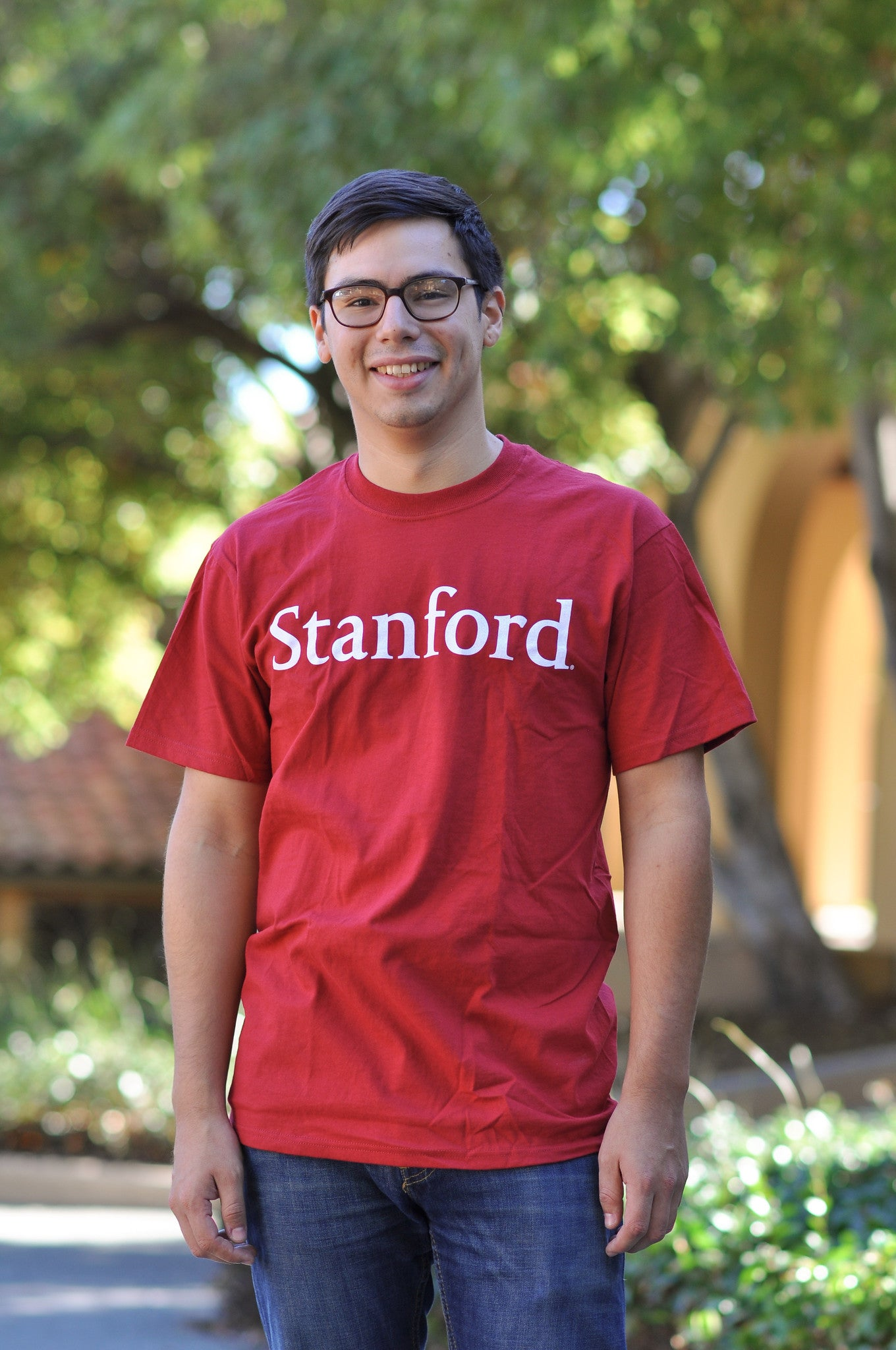 Modern Stanford Tee - Stanford Student Store