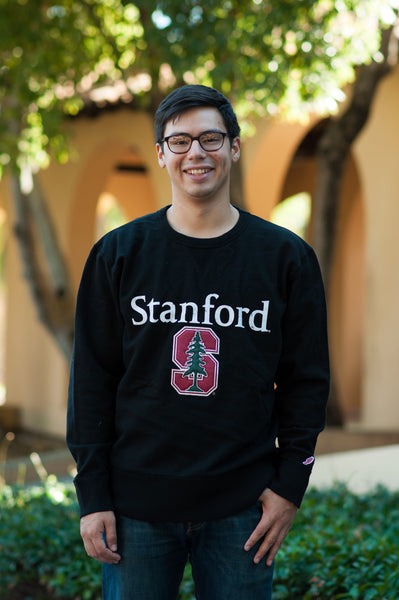 Manchester Crewneck - Stanford Student Store