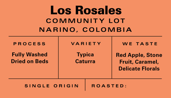Colombia - Los Rosales - Community Lot