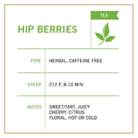 Hip Berries - Vashon Coffee Company