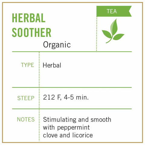 Herbal Soother Tea