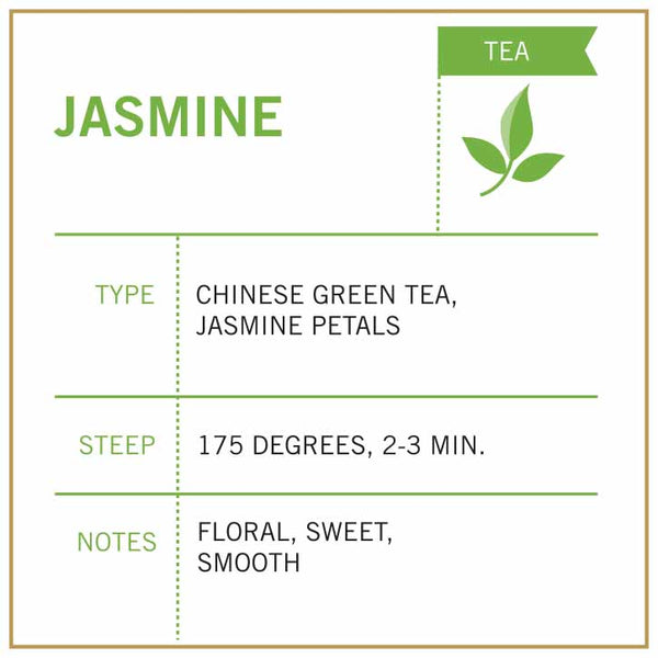 Jasmine Tea - Vashon Coffee Company
