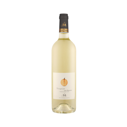 Viognier Les Grains - Marrenon - dreiunddreißig