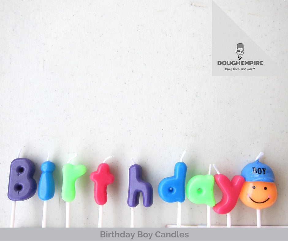 Birthday Girl/Boy Candles