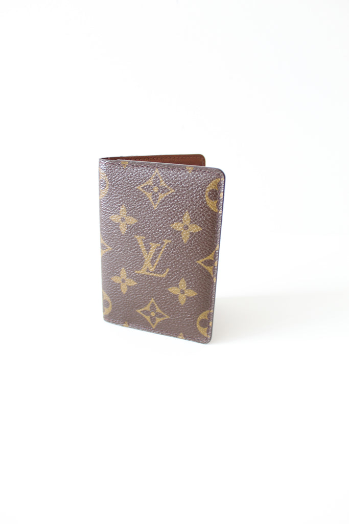 Louis Vuitton Monogram Card Organizer Wallet