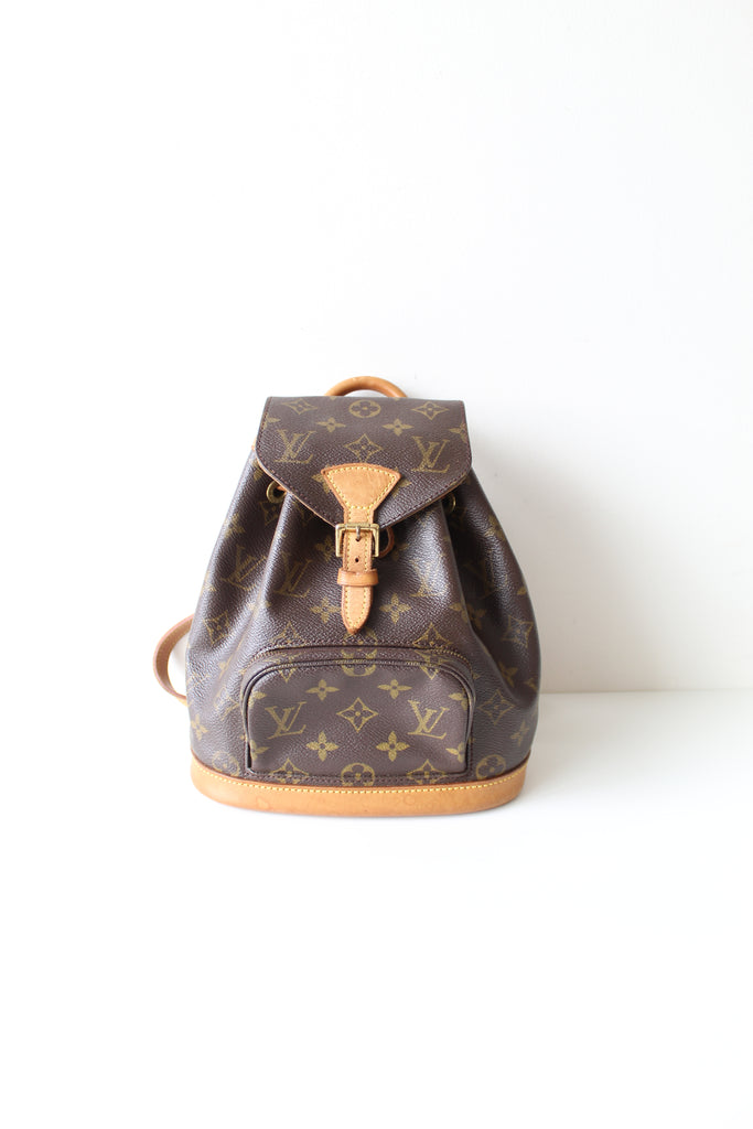 Louis Vuitton Montouris Mini