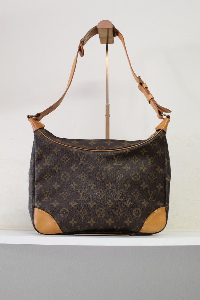 Louis Vuitton Monogram Boulogne GM Shoulder Bag