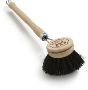Redecker Dish Brush Black/Soft