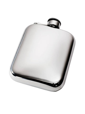 Wentworth Pewter Flask 6oz Pocket