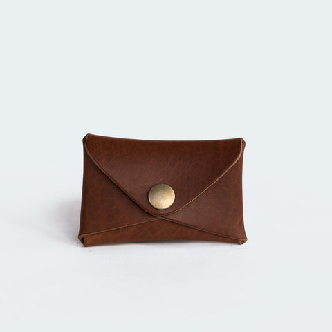 All the Kings Men - Card Holder Brown