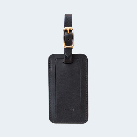 All the Kings Men - Luggage Tag Black