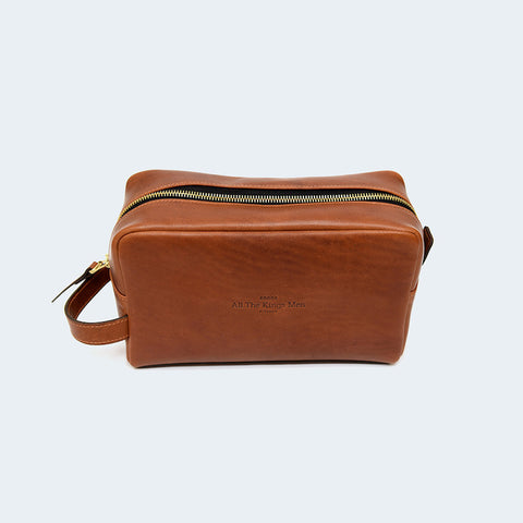All The Kings Men - Travel Utility Brown