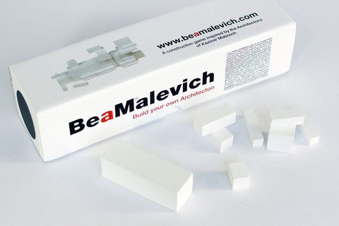 Be a Malevich Architectons
