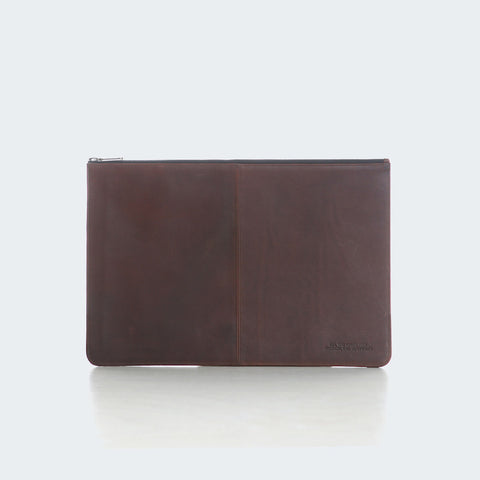 All The Kings Men - Document Holder Brown