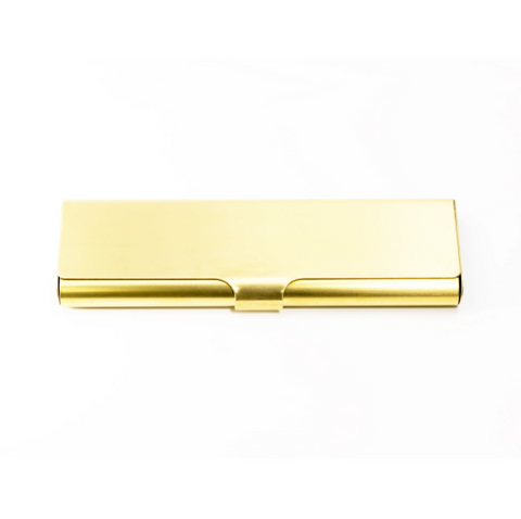 Diarge Brass Pen Holder
